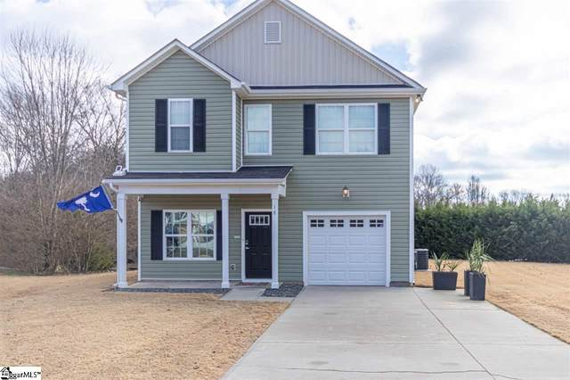18 Bobber Court, Taylors, SC 29687 (#1437649) :: The Toates Team
