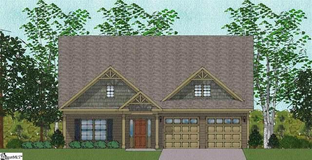 628 Betony Way Lot 27, Greenville, SC 29607 (#1437676) :: Hamilton & Co. of Keller Williams Greenville Upstate