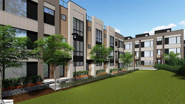 611 N Main Street Unit 18, Greenville, SC 29601 (#1437683) :: Modern