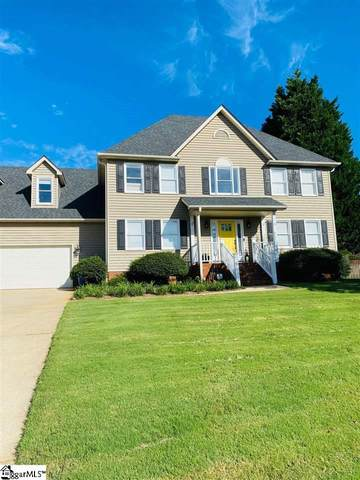 112 Newkirk Way, Travelers Rest, SC 29690 (#1437699) :: Coldwell Banker Caine