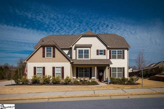 35 Portico Point, Simpsonville, SC 29681 (#1437722) :: The Haro Group of Keller Williams