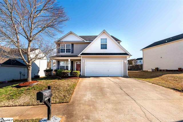 218 Night Heron Drive, Simpsonville, SC 29680 (#1437746) :: Hamilton & Co. of Keller Williams Greenville Upstate