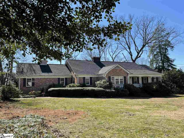18 Normandy Drive, Greenville, SC 29615 (#1437750) :: Hamilton & Co. of Keller Williams Greenville Upstate