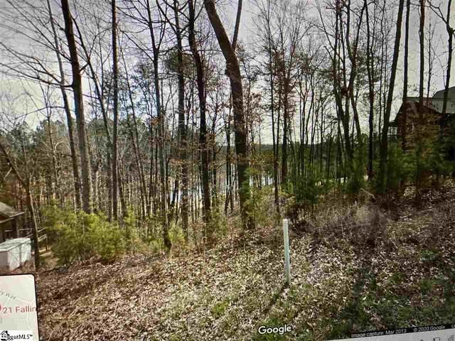 21 Falling Leaf Drive, Travelers Rest, SC 29690 (#1437762) :: Hamilton & Co. of Keller Williams Greenville Upstate