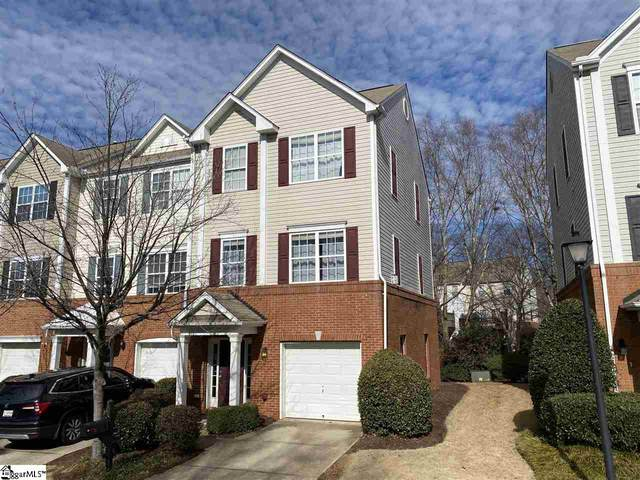 620 Montreux Drive Unit 14D, Greenville, SC 29607 (#1437770) :: Dabney & Partners
