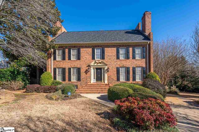 109 Plum Mill Court, Greer, SC 29650 (#1437784) :: DeYoung & Company