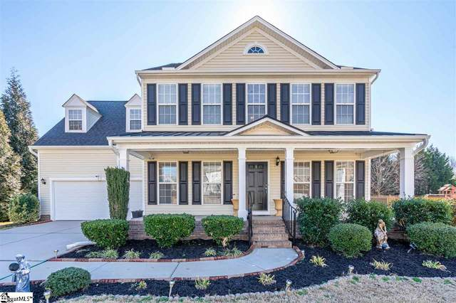 5 Berwyn Court, Simpsonville, SC 29681 (#1437785) :: Coldwell Banker Caine