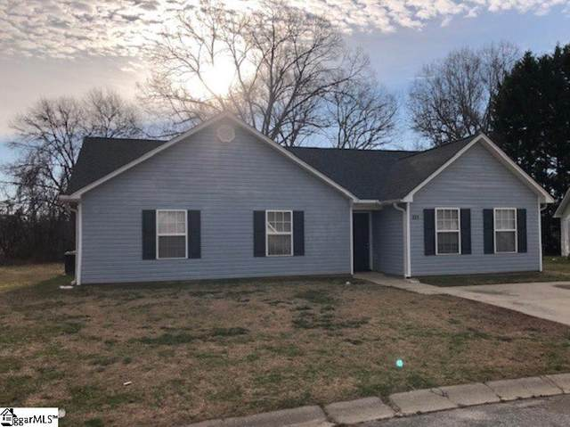 221 Cornerstone Court, Simpsonville, SC 29681 (#1437806) :: Coldwell Banker Caine