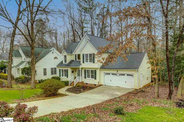 216 Wild Horse Creek Drive, Simpsonville, SC 29680 (#1437835) :: DeYoung & Company