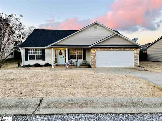 103 Alberta Circle, Piedmont, SC 29673 (#1437836) :: Coldwell Banker Caine