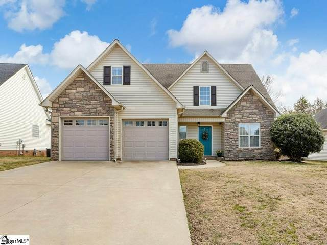 671 Secretariat Drive, Boiling Springs, SC 29316 (#1437842) :: Coldwell Banker Caine