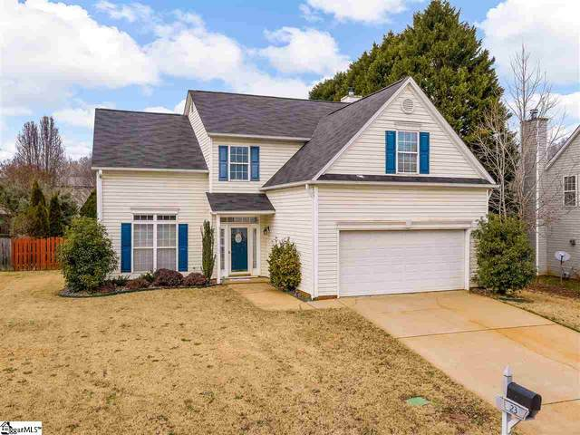 23 Glencove Court, Simpsonville, SC 29681 (#1437845) :: Coldwell Banker Caine