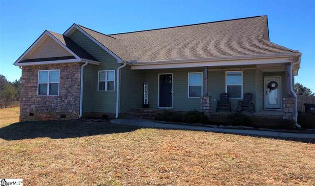 496 Belle Shoals Road, Six Mile, SC 29682 (#1437851) :: The Haro Group of Keller Williams