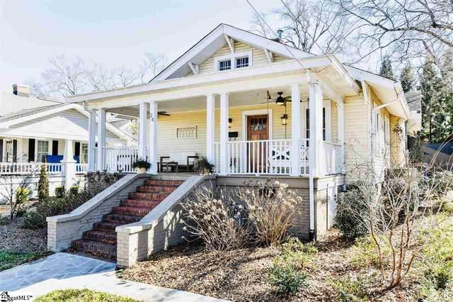 24 Tindal Avenue, Greenville, SC 29605 (#1437853) :: Hamilton & Co. of Keller Williams Greenville Upstate