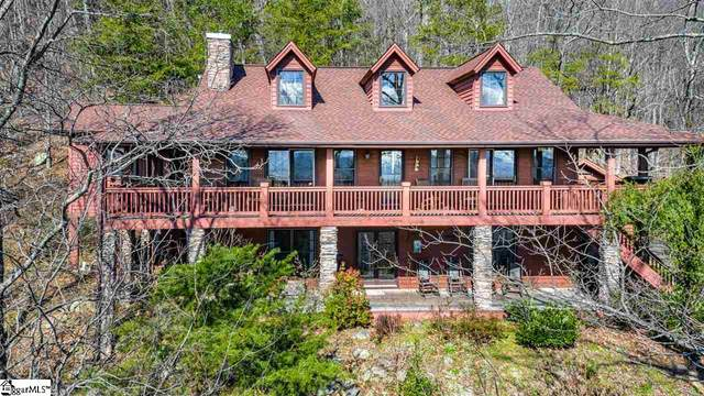 28 Moonshine Falls Trail, Landrum, SC 29356 (#1437857) :: Hamilton & Co. of Keller Williams Greenville Upstate