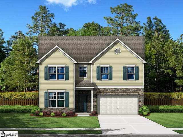 205 Braselton Street Homesite 072, Greer, SC 29651 (#1437874) :: DeYoung & Company