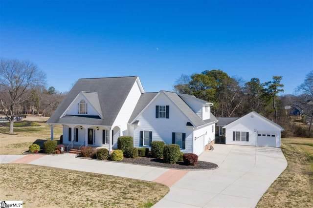 107 Sandy Creek Road, Anderson, SC 29625 (#1437876) :: Hamilton & Co. of Keller Williams Greenville Upstate
