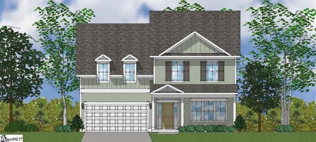 602 Creekside Bluff Court #30, Simpsonville, SC 29681 (#1437877) :: Expert Real Estate Team