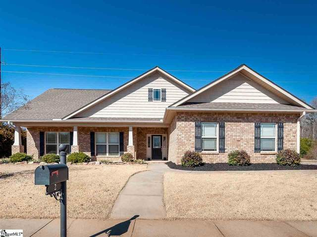 2 Sampit Drive, Simpsonville, SC 29681 (#1437884) :: Hamilton & Co. of Keller Williams Greenville Upstate