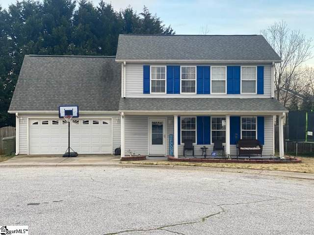 1505 Berry Patch Court, Fountain Inn, SC 29644 (#1437904) :: DeYoung & Company
