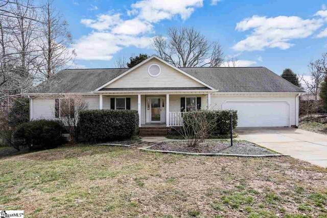 402 Hedgerow Drive, Greenville, SC 29607 (#1437914) :: The Haro Group of Keller Williams