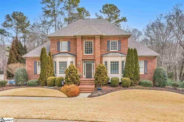305 Riverstone Way, Greer, SC 29651 (#1437942) :: Green Arc Properties
