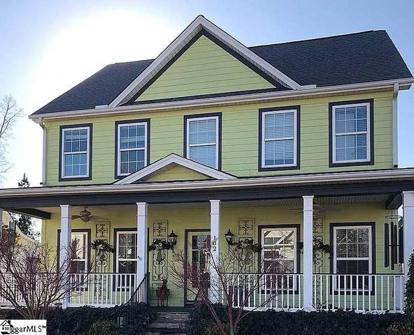 102 Kimborough Street, Greenville, SC 29607 (#1437949) :: Hamilton & Co. of Keller Williams Greenville Upstate