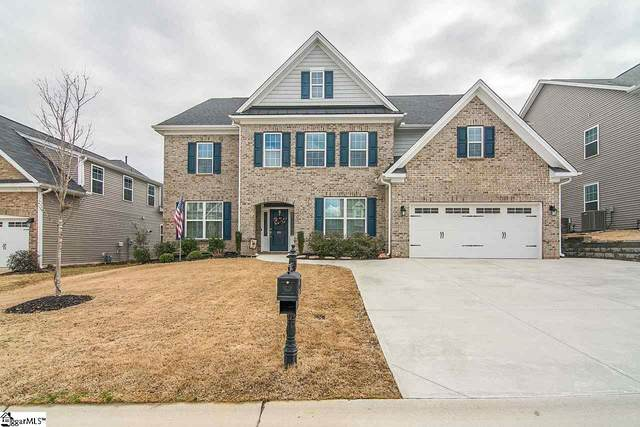 151 Leigh Creek Drive, Simpsonville, SC 29681 (#1437955) :: Hamilton & Co. of Keller Williams Greenville Upstate