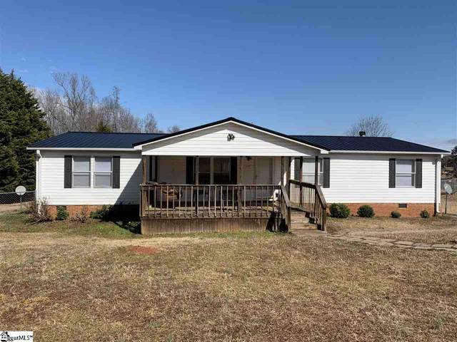 1707 Keeler Mill Road, Travelers Rest, SC 29690 (MLS #1438024) :: Prime Realty