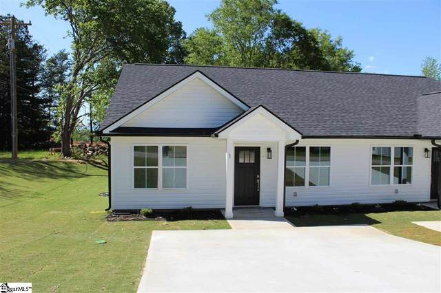 1, 3 Lincoln School Circle, Taylors, SC 29687 (#1438040) :: Modern