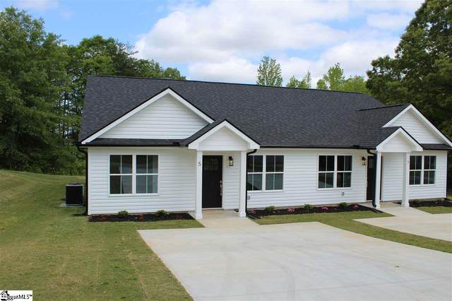 5, 7 Lincoln School Circle, Taylors, SC 29687 (#1438041) :: Modern