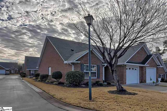406 Hunting Creek Drive, Simpsonville, SC 29681 (#1438053) :: The Haro Group of Keller Williams