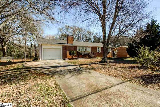 112 Wilson Road, Greer, SC 29650 (MLS #1438084) :: Prime Realty