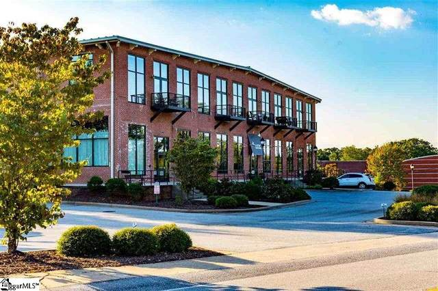 300 South Street Unit 215, Simpsonville, SC 29681 (#1438086) :: Modern