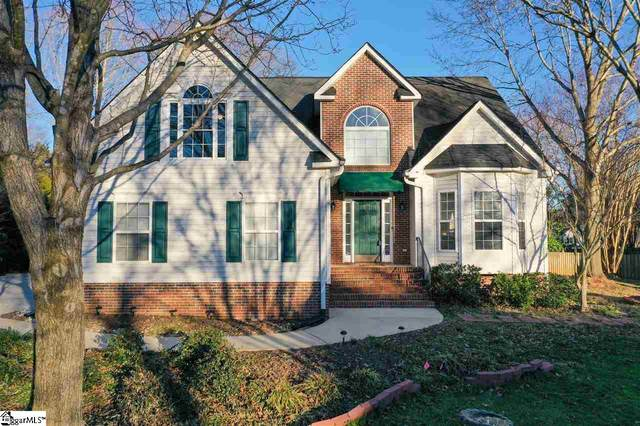 6 Whiffletree Drive, Simpsonville, SC 29680 (#1438091) :: DeYoung & Company