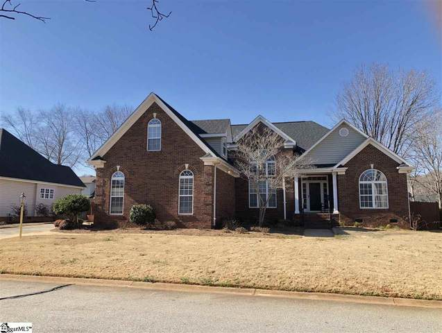 7 Paddock Run Lane, Simpsonville, SC 29681 (#1438116) :: Expert Real Estate Team