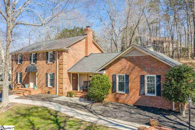 3 Ginger Lane, Taylors, SC 29687 (#1438124) :: Hamilton & Co. of Keller Williams Greenville Upstate
