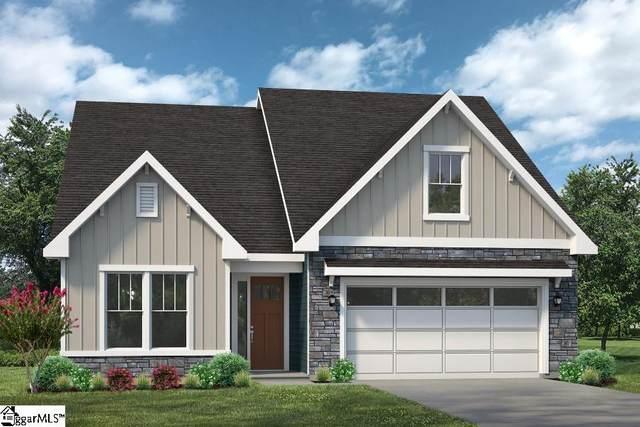 1 Cromarty Lane #44, Simpsonville, SC 29681 (MLS #1438139) :: Prime Realty