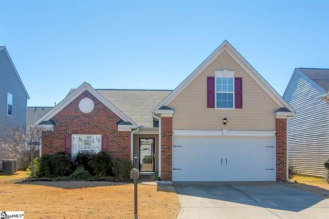 12 Cork Drive, Greer, SC 29650 (#1438148) :: Dabney & Partners
