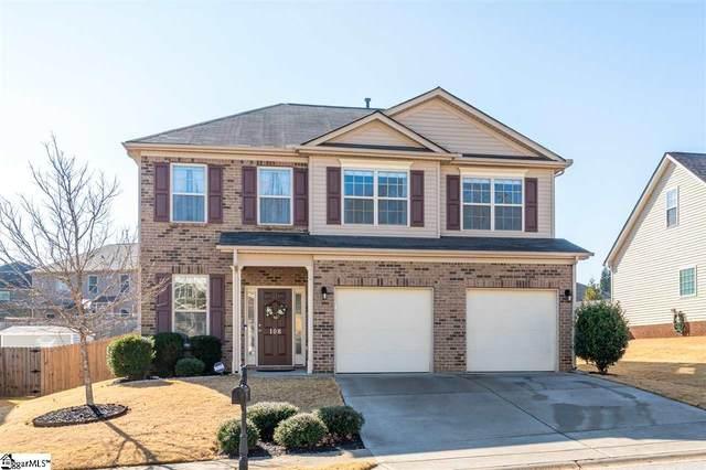 108 Landau Place, Simpsonville, SC 29680 (MLS #1438178) :: Prime Realty