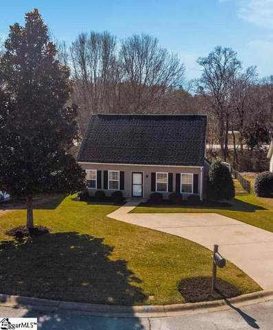 121 Trout Court, Spartanburg, SC 29302 (#1438212) :: The Haro Group of Keller Williams