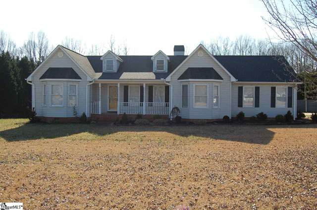 420 Anderson Ridge Road, Greer, SC 29651 (#1438217) :: Modern