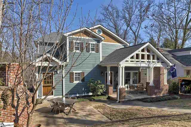 111 Hillcrest Circle, Greenville, SC 29609 (#1438219) :: Parker Group