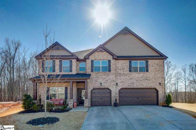 341 Mansfield Lane, Greer, SC 29650 (#1438245) :: Dabney & Partners