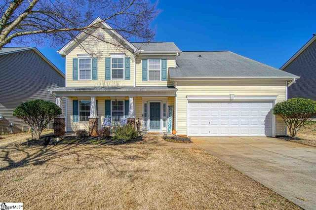 313 Stonewood Crossing Drive, Boiling Springs, SC 29316 (#1438252) :: The Haro Group of Keller Williams