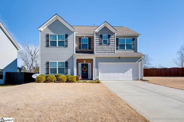 209 Chestnut Grove Lane, Simpsonville, SC 29680 (MLS #1438266) :: Prime Realty