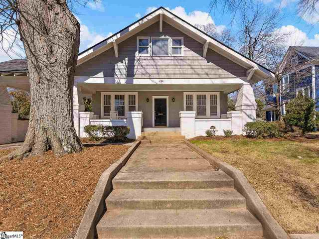496 Glendalyn Avenue, Spartanburg, SC 29302 (#1438269) :: Hamilton & Co. of Keller Williams Greenville Upstate