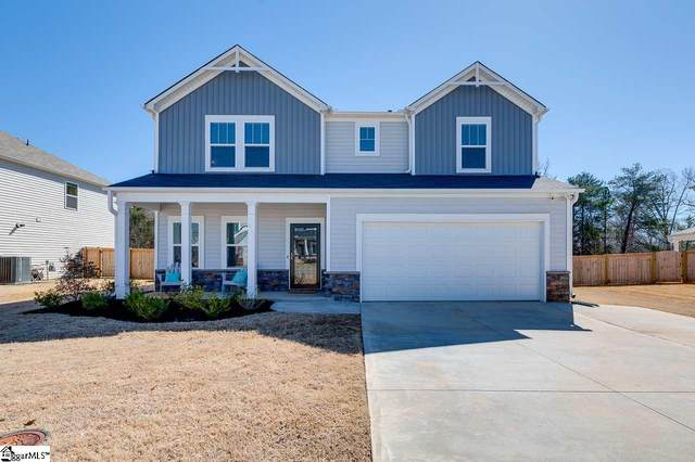 216 Jones Peak Drive, Simpsonville, SC 29681 (#1438273) :: Modern