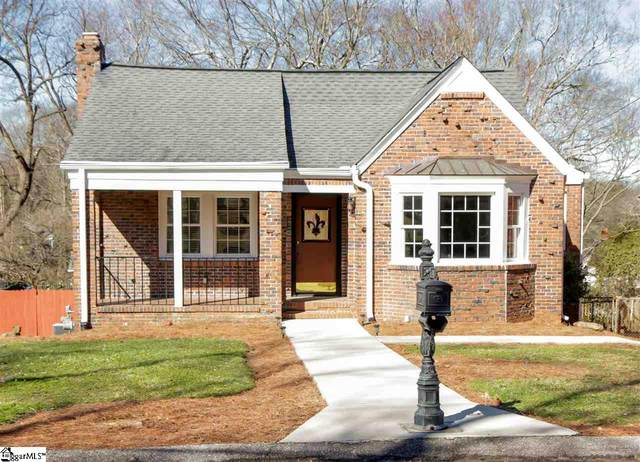 307 Townes Street Extension, Greenville, SC 29609 (#1438274) :: Parker Group
