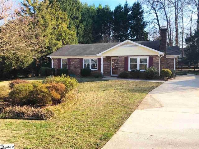 4 Saint Andrews Way, Greenville, SC 29607 (#1438276) :: Green Arc Properties